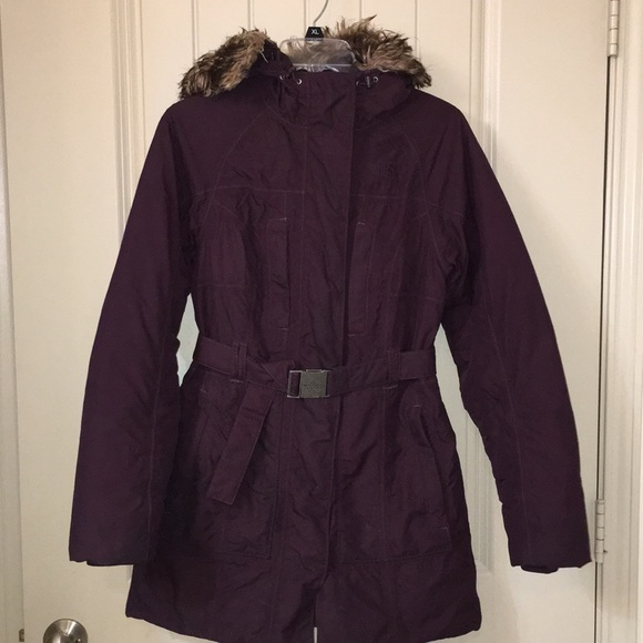 THE NORTH FACE Brooklyn Jacket Baroque Purple XS